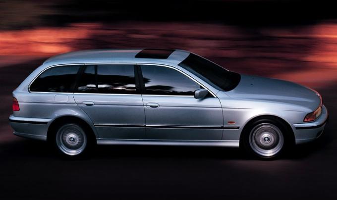 BMW 5シリーズ touring 1997