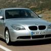 BMW 5シリーズ (5代目 E60/61 '03-'10):スタイリングを一新すると共に新機構を採用