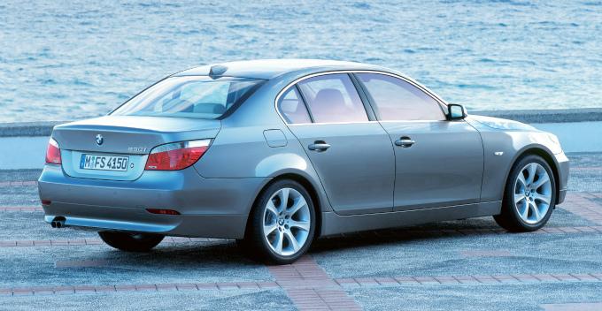 BMW 5シリーズ sedan 2003