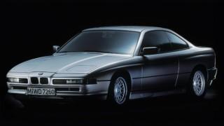 BMW 8シリーズ (E31 '90-'99):6シリーズの後継モデルとして登場した高級クーペ