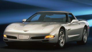 シボレー コルベット (5代目 '97-'04):フルモノコックボディと新世代エンジンを採用 [C5]