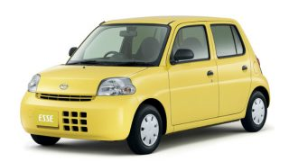 ダイハツ エッセ ('05-'11):カジュアルな軽エントリーモデルとして誕生 [L235S/245S]