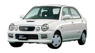 ダイハツ オプティ (2代目 '98-'02):軽自動車初の4ドアハードトップボディを採用[L800S/802S/810S]