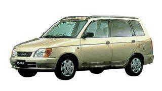 ダイハツ パイザー ('96-'02):シャレードがベースの小型トールワゴン [G301G/303G/311G]