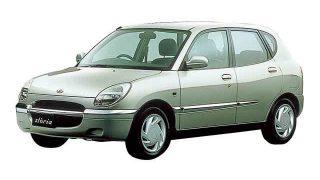 ダイハツ ストーリア ('98-'04):シャレードの後継車種として登場したコンパクト [M100S/101S/110S/111S/112S]