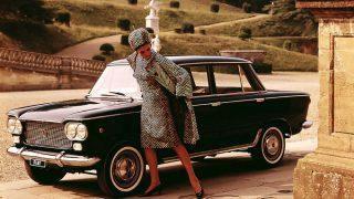 フィアット 1300/1500 ('61-'67):手堅い設計の中型セダン/ワゴンとして登場