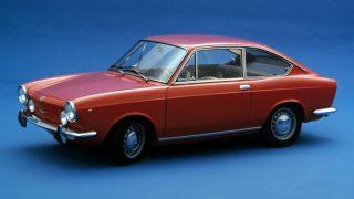 フィアット 850クーペ ('65-'71):スタイリングと性能両面でベルリーナと差別化
