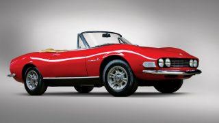 フィアット ディーノ ('66-'73):フェラーリとの思惑一致により誕生したスポーツカー