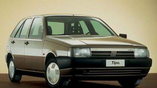 フィアット ティーポ ('88-'95):複数の車種とプラットフォームを共有するFFハッチバック