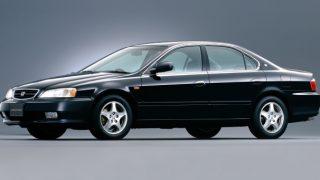 ホンダ インスパイア/セイバー (3代目 '98-'03):生産拠点がアメリカに変更され日本では逆輸入車に [UA4/5]