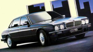 ジャガーXJ (XJ40 '86-'94):18年ぶりのフルモデルチェンジで内容を一新