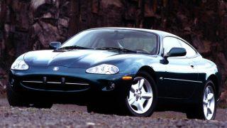 ジャガー XK8/XKR (初代 X100 '96-'06):XJSの後継モデルとして誕生したスポーツカー