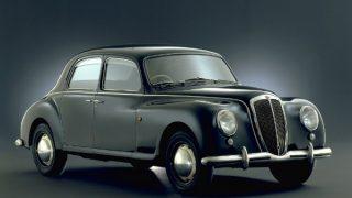 ランチア アウレリア ('50-'58):アプリリアの後を継いだ初の戦後設計モデル
