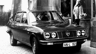 ランチア ベータ ('72-'84):フィアット傘下となった後の新世代モデル第一弾