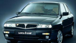 ランチア デルタ (2代目 '93-'99):フィアットグループ4車種とプラットフォームを共有