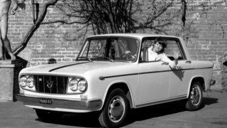 ランチア フルヴィア ('63-'76):フラヴィアの基本レイアウトを踏襲した小型車