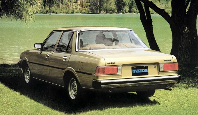 マツダ 626(輸出仕様) 1978