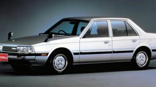 マツダ カペラ (4代目 '82-'87):駆動方式をFFに変更すると共にエンジンも一新 [GC]