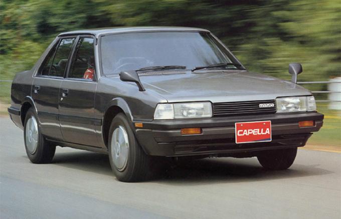 マツダ カペラ 1982