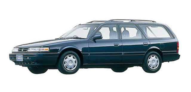 マツダ カペラ カーゴ 1992