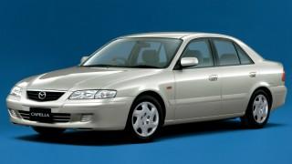 マツダ カペラ (7代目 '94-'97):ワゴンが再びラインナップに加わるもラストモデルに [GF/GW]