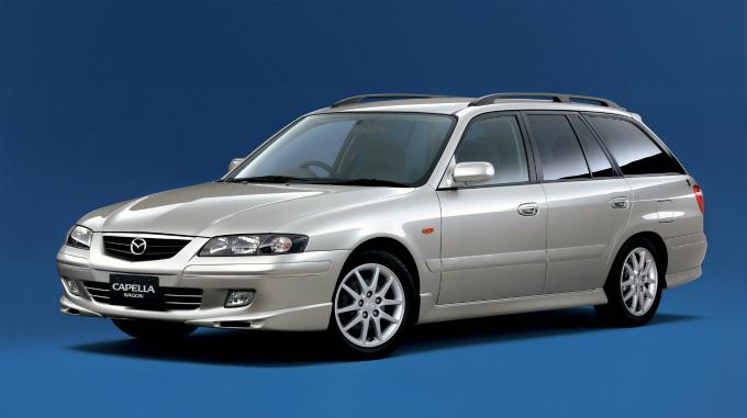 マツダ カペラ ワゴンV-RX Sport 2001