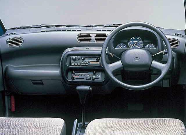 オートザム キャロル 1995