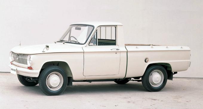 マツダ ファミリア トラック 1963