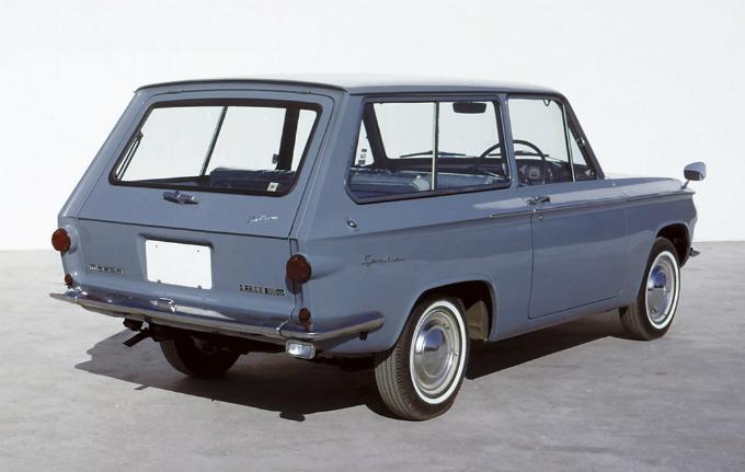 マツダ ファミリア バン 1963