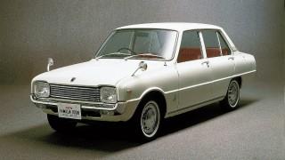 マツダ ファミリア (2代目 '67-'78):スタイリングを一新しロータリーエンジン車も設定 [SPB/STA/STB/SPC/M10A/BPBV/BTAV /BTBV /BPCV/BPB55/BTA65]