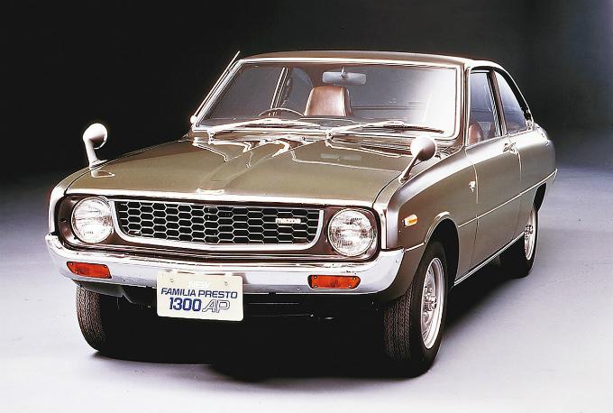マツダ ファミリア プレスト1300AP 1976