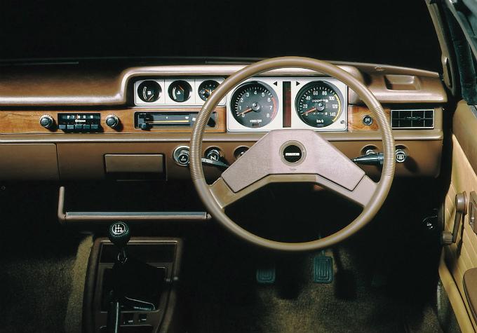 マツダ ファミリアAP 5Dr 1977