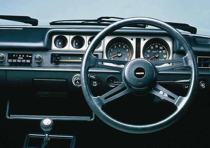 マツダ ファミリアAP 3Dr 1977