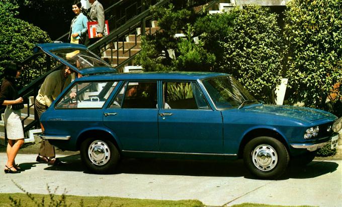 マツダ ルーチェ ワゴン 1966