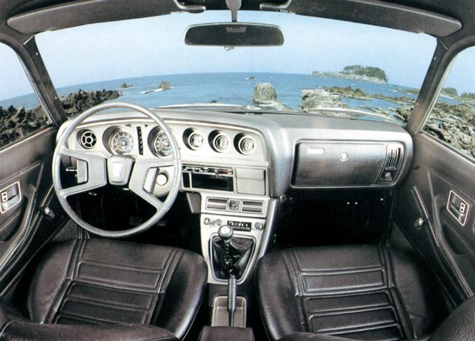 マツダ 929クーペ(輸出仕様) 1973