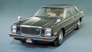 マツダ ルーチェ (3代目 LA4 '77-'88):2代目ルーチェの上位車種として登場し後継車種に