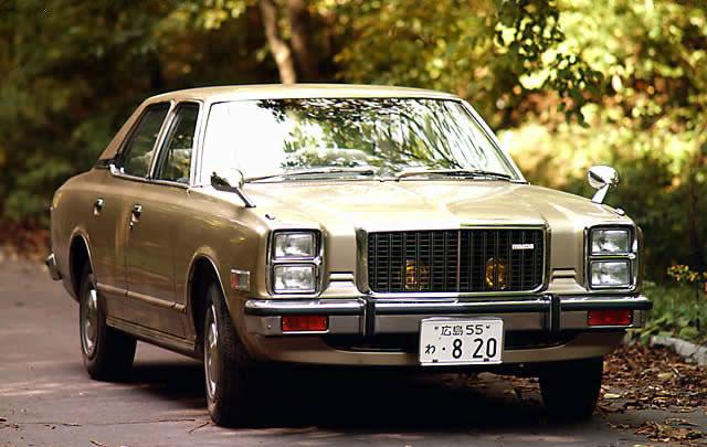 マツダ ルーチェ2000 レガート 1978