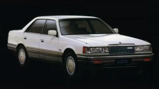 マツダ ルーチェ (5代目 HC '86-'95):V6エンジン&3ナンバー車を追加するもラストモデルに