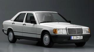 メルセデス・ベンツ190 ('82-'93):ベンツ最小のモデルとして誕生しロングセラーに [W201]