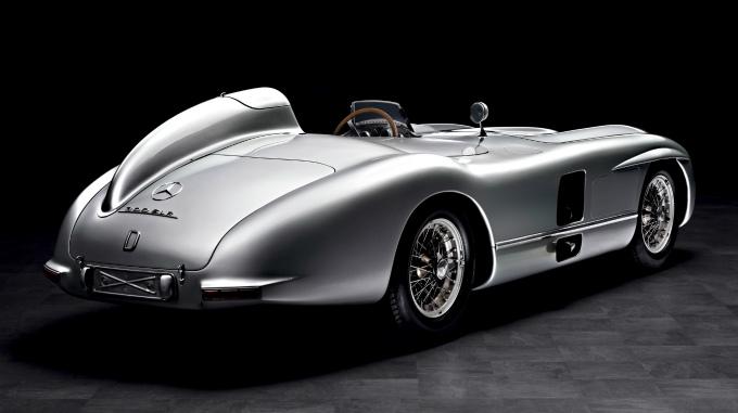 メルセデス・ベンツ 300SLR 1955