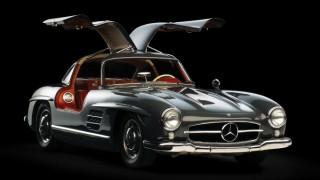メルセデス・ベンツ 300SL ('54-'63):ガルウイングドアで一世を風靡しオープン版も登場 [W198]