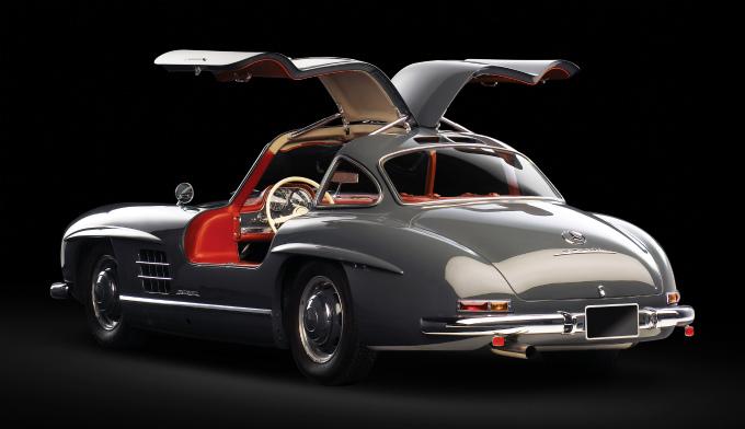 メルセデス・ベンツ 300SL 1954