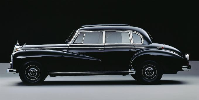 メルセデス・ベンツ タイプ300リムジン 1951