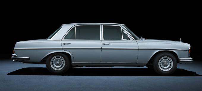 メルセデス・ベンツ 250S 1966