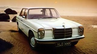 メルセデス・ベンツ W114/115 ('68-'76):リアサスペンションを一新しバリエーションを拡充