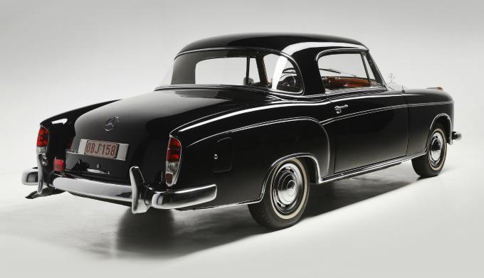 メルセデス・ベンツ W180/128 coupe 1956