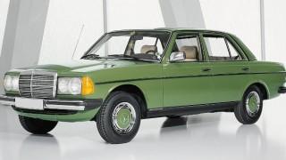 メルセデス・ベンツ W123 ('76-'85):扱い易いサイズを継承すると共にワゴンを追加