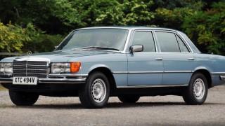 メルセデス・ベンツ Sクラス (初代 '72-'79):正式にSクラスを名乗った最初のモデル [W116]