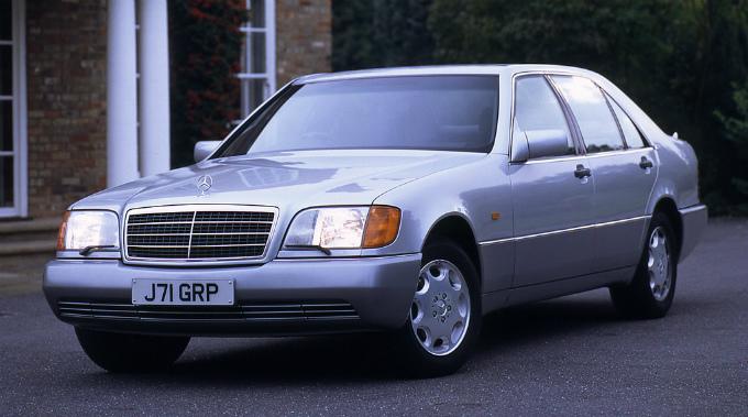 メルセデス・ベンツ S600SEL 1991