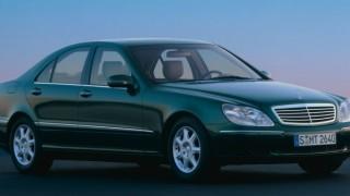 メルセデス・ベンツ Sクラス (4代目 '98-'05):ボディを軽量化し燃費・環境性能が向上 [W220]